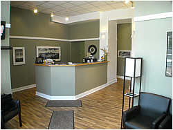 Shadyside Office - Reception